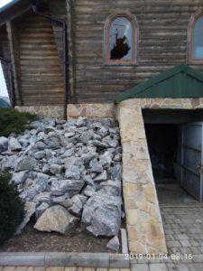 На Запорожье злоумышленники проникли в церковь и разгромили храм – ФОТО