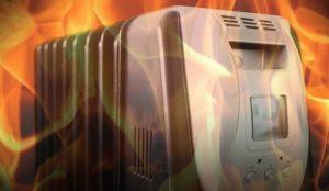 В Запорожской области электрообогреватель стал причиной смертельного пожара - ФОТО