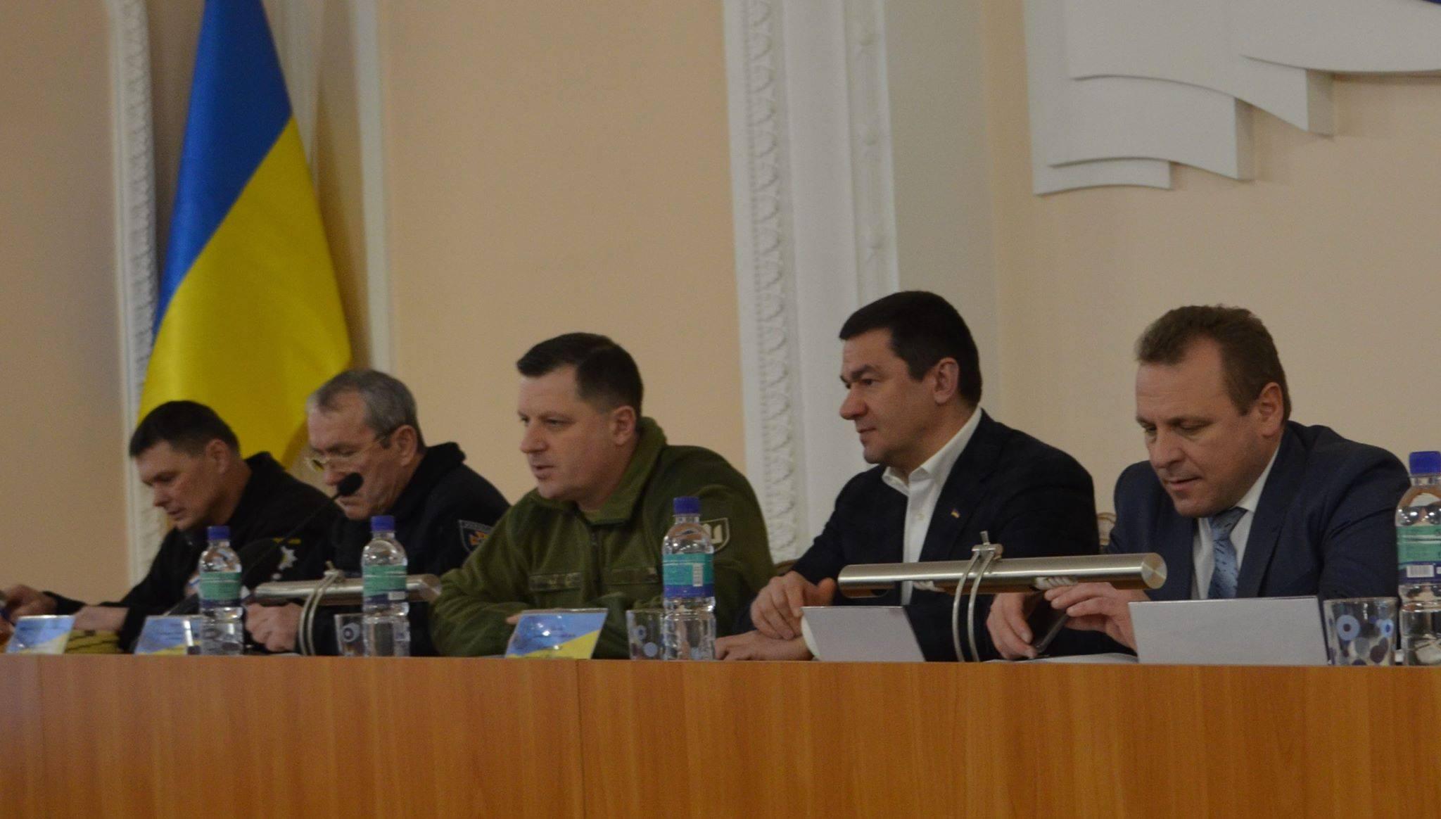 В Запорожской области в течение года СБУшники предотвратили около 20 террористических актов