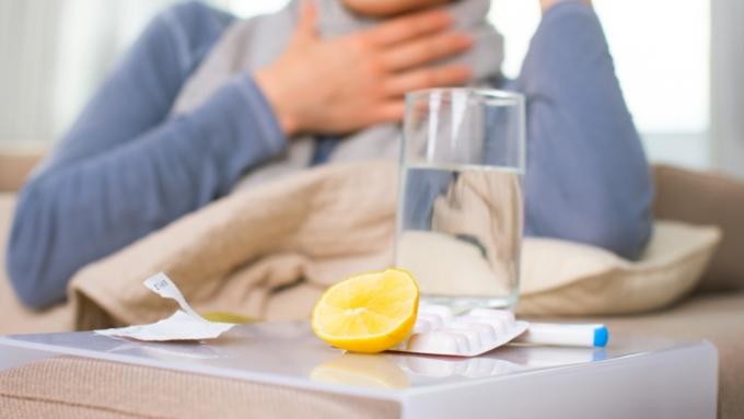 В Запорожье идет на спад уровень заболеваемости гриппом и ОРВИ