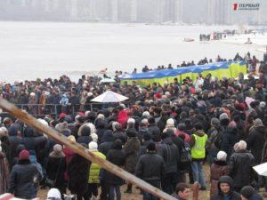 Где и во сколько в Запорожье пройдут крещенские купания