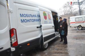 Одна на всю область: в Запорожье презентовали мобильную эколабораторию стоимостью почти 12 миллионов гривен