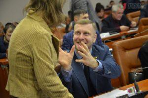Сессия Запорожского городского совета в лицах - ФОТО