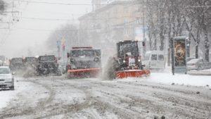 Из-за непогоды запорожские коммунальщики будут работать в круглосуточном режиме