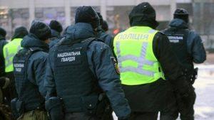 В Запорожской области более 800 полицейских и нацгвардейцев  обеспечивают правопорядок во время рождественских праздников