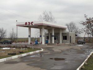 В Запорожьена АЗС нелегально продавали дизельное топливо - ФОТО