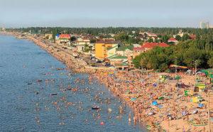 На одном из курортов Запорожской области утвердили ставку туристического сбора на летний сезон
