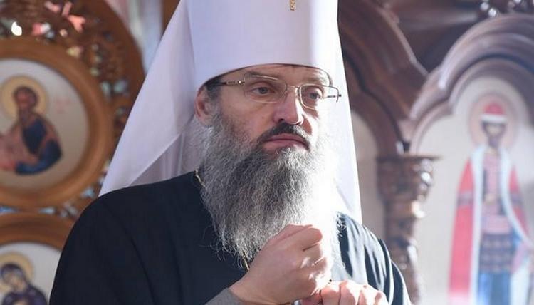 Запорожский митрополит Лука назвал томос ересью и заявил, что повсюду видит «врагов веры»