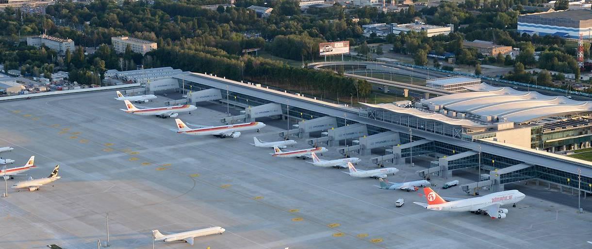 Китайская авиакомпания будет работать над строительством аэропорта между Запорожьем и Днепром