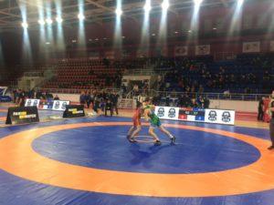 В Запорожье открылся международный турнир по греко-римской борьбе - ФОТО