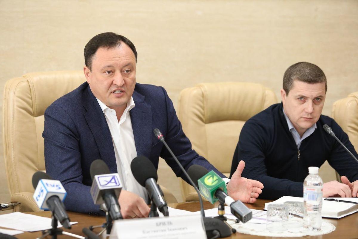 Запорожский губернатор пожурил правоохранителей за бездеятельность и