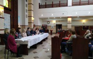 В Запорожье почтили память жертв Холокоста - ФОТО
