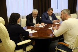 В Запорожье чиновники из департамента капстроительства заявили, что у них исчезли бумаги по освоению бюджетных денег
