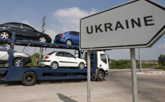 За день растаможу проходят до пяти тысяч автомобилей с иностранной регистрацией
