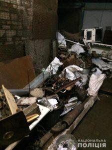 После заявления губернатора о том, что полиция «крышует» металлистов, правоохранители «нашли» 18 тонн металлолома - ФОТО