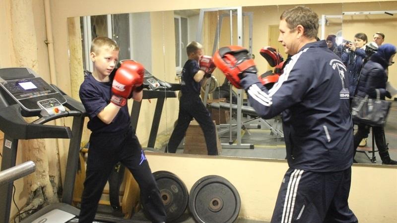 В Запорожье юные боксеры за последний год выбороли 207 медалей