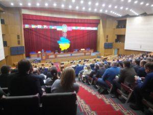 В Запорожье выбрали нового главу профсоюза прокуратуры - ФОТО