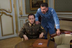 В День Соборности в Запорожье показали исторический фильм о Петлюре - ФОТО