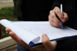 В Запорожье агитаторы собирали персональные данные горожан: полиция проводит проверку