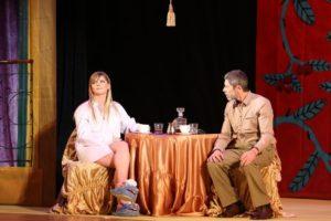Запорожцам покажут спектакль-мелодраму «Ночь её откровений»