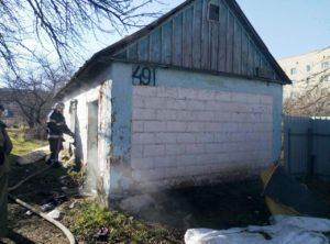 В Запорожской области вредная привычка едва не стала причиной смертельного пожара - ФОТО