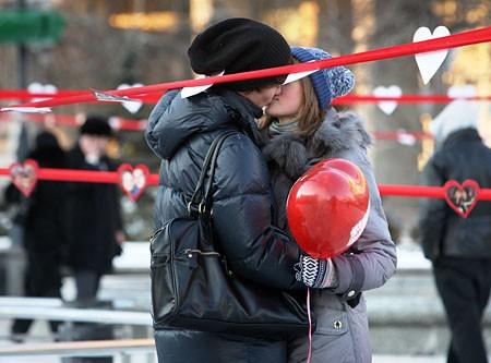 В Запорожье на День Святого Валентина планируют установить новый рекорд Украины