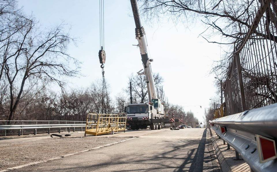 Капремонт путепровода по улице Калибровой: названы сроки открытия движения и завершения работ - ФОТО