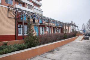 В одном из районов Запорожья завершают капитальный ремонт детской амбулатории - ФОТО