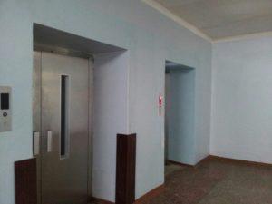 В Запорожской области инспекторы Гоструда потребовали остановить работу лифтов в одной из больниц