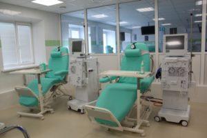 В Запорожской области процедурой гемодиализа обеспечены все пациенты, которые имеют показания