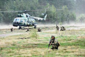 За сутки в зоне проведения Операции объединенных сил трое военнослужащих получили ранения