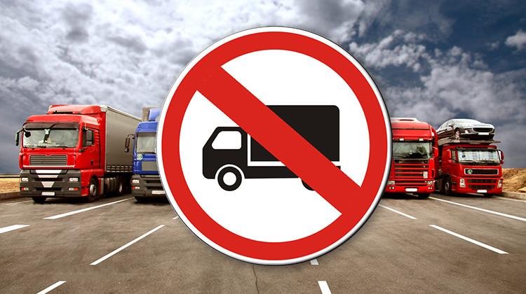В Запорожье введут запрет на движение крупногабаритного транспорта через плотину и мосты Преображенского