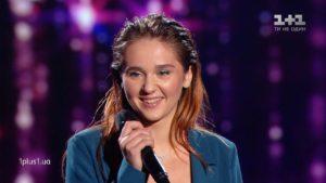 Шестнадцатилетняя жительница Запорожской области благодаря своей настойчивости прошла кастинг в «Голос країни» - ФОТО, ВИДЕО