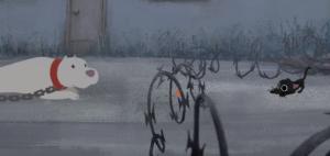 Новый мультфильм Pixar «Китбуль» бьет рекорды по количеству просмотров