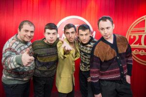 В Запорожье в рамках юбилейного тура выступят юмористы