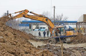 Запорожский губернатор сообщил, что из резервного фонда госбюджета выделят 60 миллионов гривен на коллектор в Бердянске