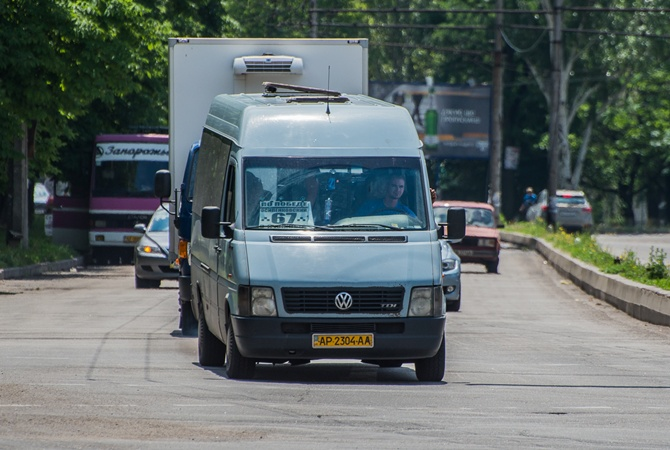 В Запорожье изменит движение один из популярных автобусных маршрутов