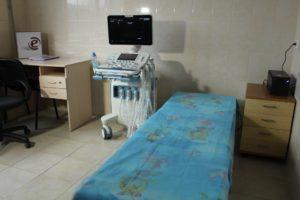 В Запорожье в детской больнице №5 установили современное УЗИ-оборудование - ФОТО