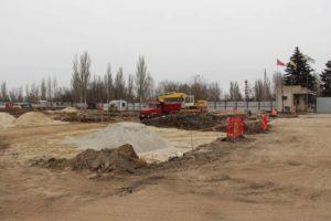Новый терминал в запорожском аэропорту: как продвигаются строительные работы - ФОТО