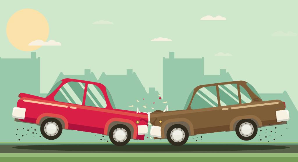 В Запорожье водители могут оформить европротокол в электронной форме