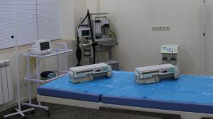 В Запорожской больнице экстренной помощи установили новое оборудование в одной из операционных - ФОТО