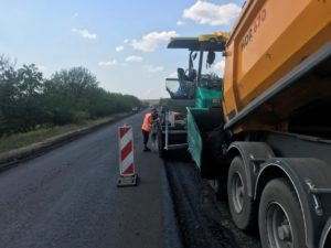 Турецкие подрядчики отремонтируют бердянскую трассу за 643 миллиона гривен, несмотря на судебный запрет