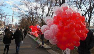 Что ждет запорожцев на День всех влюбленных: брак на один день, рекордный поцелуй и розыгрыш ужина на двоих