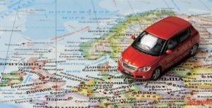В Запорожской области растаможили более двух тысяч авто на еврономерах