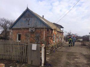 В Запорожской области отец и сын погибли во время пожара - ФОТО