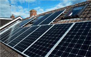 Около сотни запорожских семей установили солнечные панели на свои дома