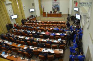 В Запорожье депутаты не поддержали передачу в бюджет установленной доли прибыли для коммунальных предприятий