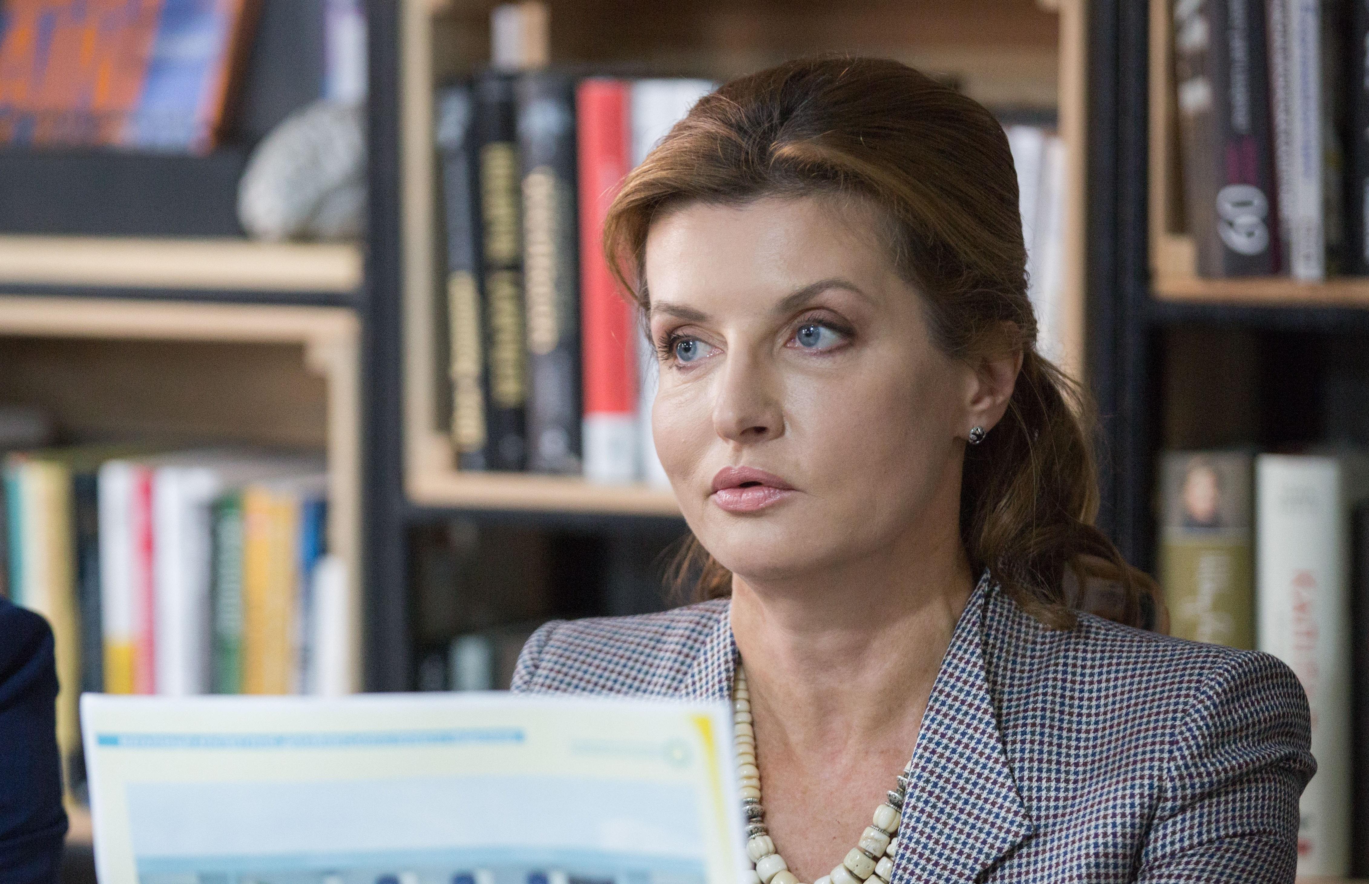 Завтра в Запорожье приедет Марина Порошенко: программа визита