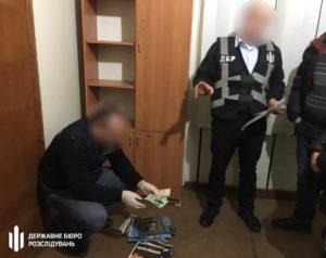 В Запорожье военный комиссар погорел на взятке в 450 евро за непризыв на службу – ФОТО
