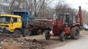 На уборку Хортицкого района Запорожья выделили 1,4 миллиона гривен